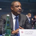 Jeffrey Webb is currently  a Fifa vice-president and executive committee member, Concacaf president, Caribbean Football Union (CFU) executive committee member and Cayman Islands Football Association (CIFA) president. Image: Getty.