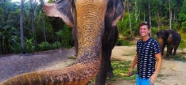 Elephant Snatches Student's Camera, Takes Selfie With Him [PHOTO]
