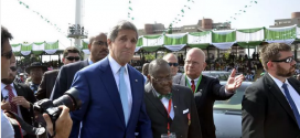 What Nobody Will Tell You About Buhari's Inauguration Ceremony