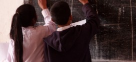 Principal Wipes Blackboard With Student's Head Because He Refused To Clean It