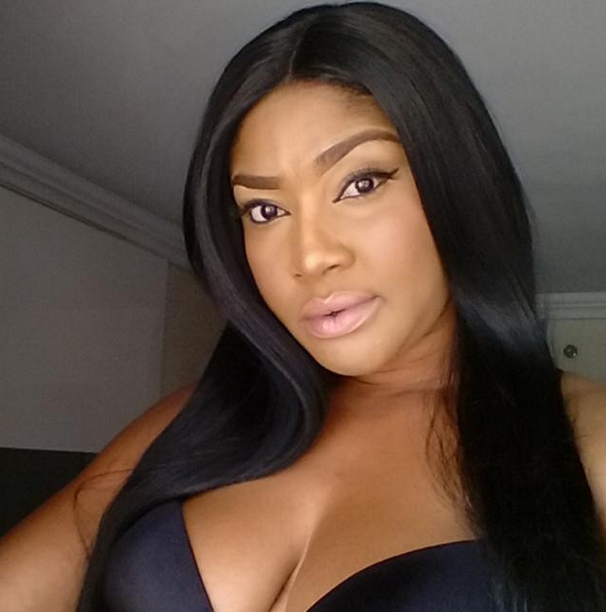 Famous and pretty Nollywood star, <b>Angela Okorie</b> revealed in a new interview ... - okorie