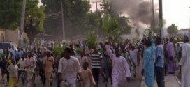 Muslim Youths Burn Sharia Court In Kano
