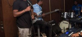 See Photos From Skales's Rehearsal Session For His 'Man Of The Year' Album Concert