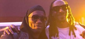 Snoop Dogg And Didier Drogba Hook Up In Cannes [PHOTOS]