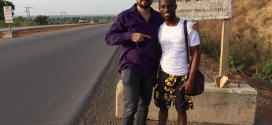 Young Man Trekking From Abuja To Otuoke Narates His Ordeals, Says Pastor Refused To Let Him Sleep In His Church