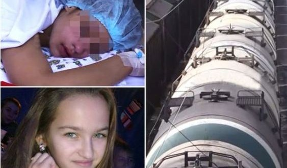Two Teenage Girls Electrocuted While Trying To Take