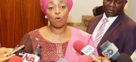 Alison-Madueke Barred From Leaving UK Till April 2016