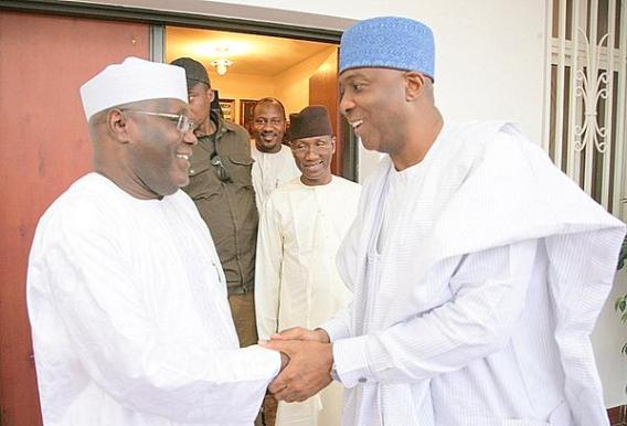Saraki named Atiku's campaign Director – general