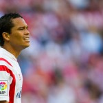 Sevilla Has Not Received any Bid for Carlos Bacca. Image: AFP.