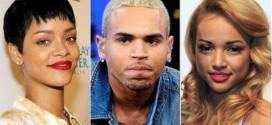 Rihanna Calls Karrueche Childish For Breaking Up With Chris Brown