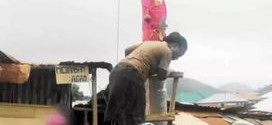 INCREDIBLE! Women Tie 'Juju' Around Poles To Scare PHCN Officials | PHOTOS