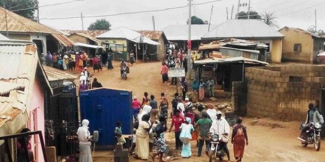 PHCN Vs Juju: Residents Chase PHCN Officials Using Diabolic Means [Photos]