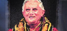 Museum To Show Pope Benedict Portrait Made From Condoms