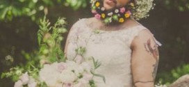The 'Bride With Heavy Beards' Gets The Internet Buzzing As Photos Of Her Wedding Emerged [Photos]