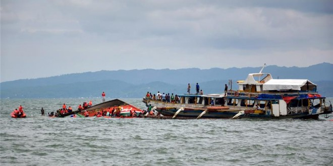 34 Dies In Philippines Passenger Boat Accident