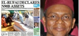 El Rufai to sue over claims he declared N90bn and 40 houses as his assets