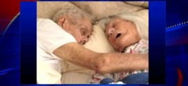 California Couple Married For 75-Years Dies In Each Other's Arms