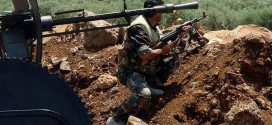 Syrian Forces Close In On rebel-held Zabadani