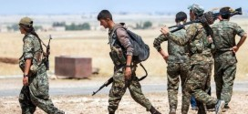 Syrian Kurds Accuse Turkey Of Attacking Their Forces
