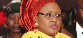 First Lady Aisha Buhari Donates To Victims Of Gombe Bomb Blast