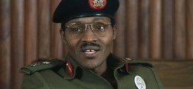 ca. 1983-1985, Nigeria --- General Muhammadu Buhari of Nigeria --- Image by © William Campbell/Sygma/Corbis