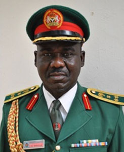 Chief of Army Staff-TY Buratai