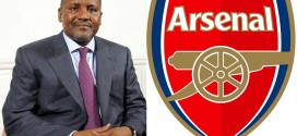Dangote Explains Why He Wants To Buy Arsenal Not A Nigerian Club