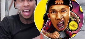 US Rapper Tyga Launches Game App About Escaping From Paparazzi