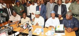 Nigerian Governors Forum Summons 'Crucial' Meeting On Pressing National Issues