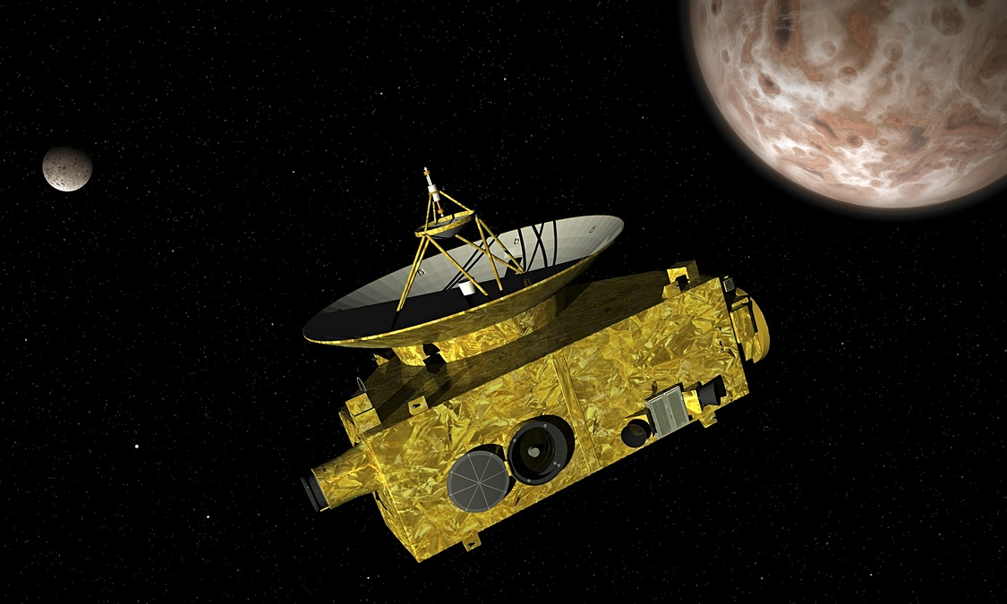 nasa new horizons probe - photo #3