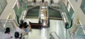 Chinese Woman Dies After Falling Into Escalator