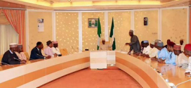 State APC Chairs Pass Vote Of Confidence On Buhari