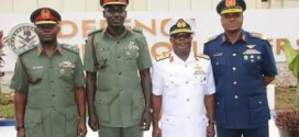 Buhari Requests Senate Confirmation Of Service Chiefs