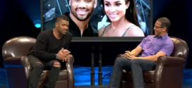 Ciara's Boyfriend, Russell Wilson Says They Are Abstaining From S£x