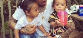 Chris Brown And Baby-mama Exchange Words On Instagram