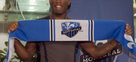 Photos: Drogba Lands Canada, Gets Mobbed By Excited Fans