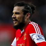 Dani Osvaldo Ends Relationship With Southampton. Image: Getty.