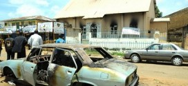 Jos Explosions: Angry Protesters Torch Two Churches – Police