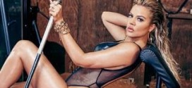 Khloe Kardashian Smoulders For Complex Magazine… [Photos]
