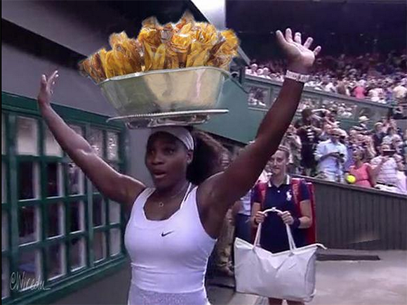 Must See Hilarious Nigerians Turns Serena Williams To