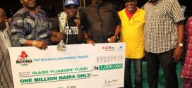 Meet The Young Boxer Who Won GOtv's N1Million Jackpot | Photos