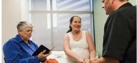 Double Joy: Woman Gets Married, Gives Birth On Same Day [Photos]