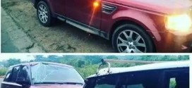 P-Square escape unhurt from an accident along Lagos Ibadan Expressway