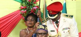 Buhari Receives Chieftancy Title In Benin Republic | Photos
