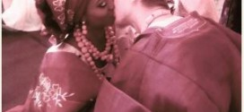 Interracial Wedding: Nigerian Lady Weds White Childhood Friend In London [Photos]