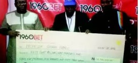 Professor Of Computer Engineering, Ighalo Wins N58Million In Sports Bet [PHOTO]