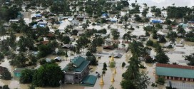 Myanmar Floods: UN Says Death Toll 'To Rise'