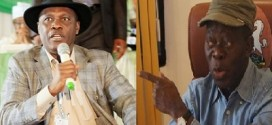 Orubebe, An Elevated Thug And Shameless Father – Oshiomhole