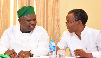 Ambode Commiserates With el-Rufai Over Father's Death