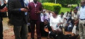 Action Governor: Late Comers To Work Kneeling, Prostrating Before Fayose In Remorse